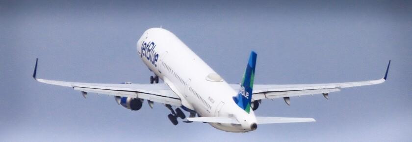 JetBlue Airbus A-321