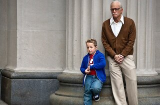 'Bad Grandpa' movie review by Betsy Sharkey