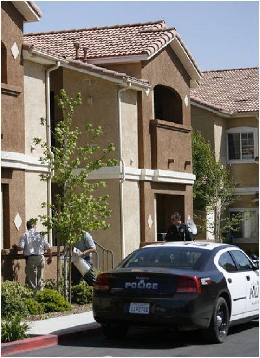 Man kills wife, then himself in Murrieta - The San Diego
