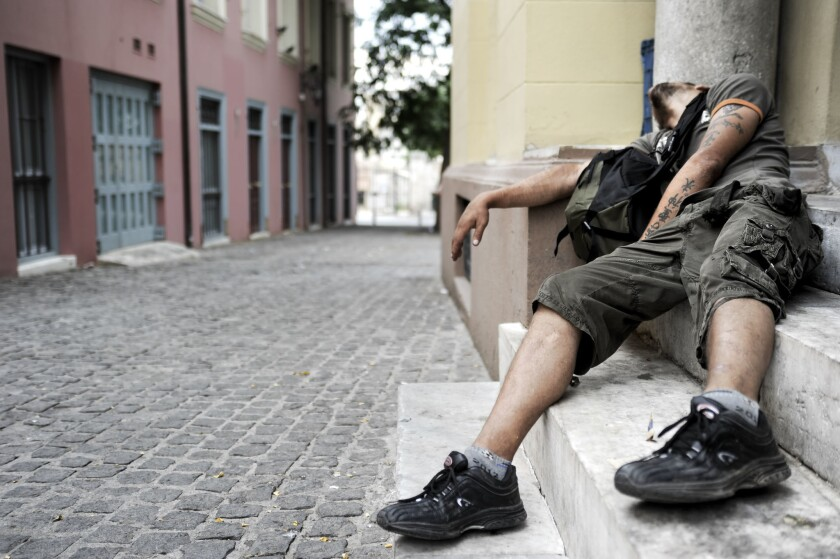 Drug users come from all walks of life, and they are not beyond help.