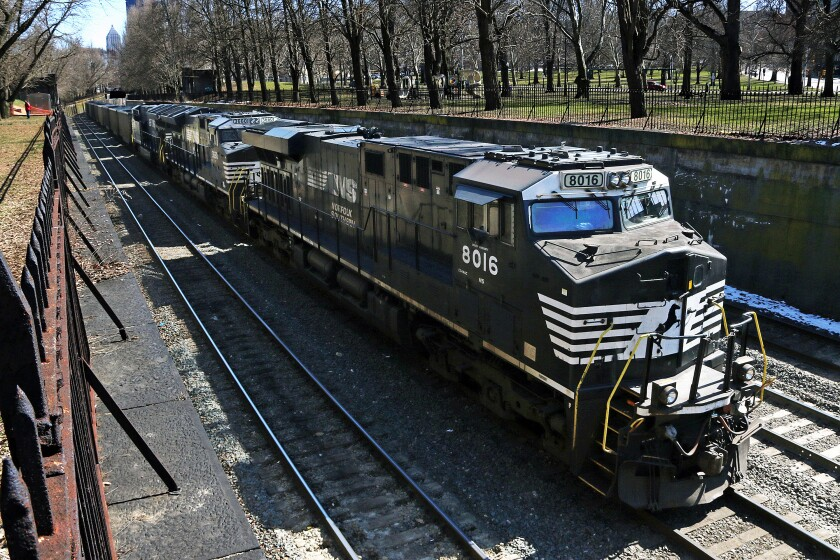 Norfolk Southern-Results