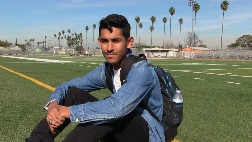 Justin López, futbolista de Fremont, marcó 19 goles y obtuvo 1300 en el examen SAT.