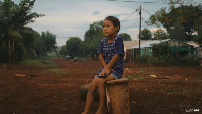 Undated photo courtesy of the possibl producer . Available today , Saturday September 3, 2016 , one of the minor characters of the documentary in Misiones ( Argentina ). EFE/POSSIBL PRODUCER/EDITORIAL USE ONLY