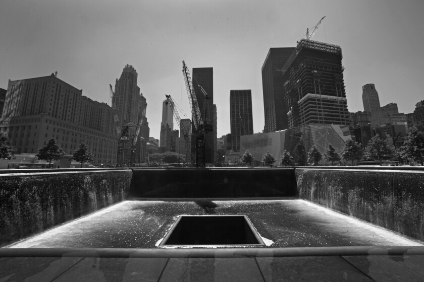 National September 11 Memorial: Architecture review - Los