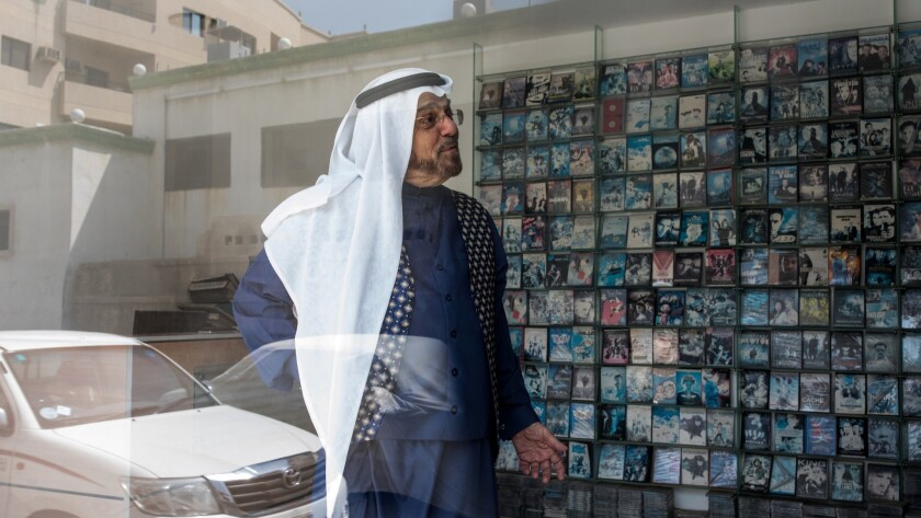 Shehab Jamjoom whose family operated cinemas in Jeddah before the ban.
