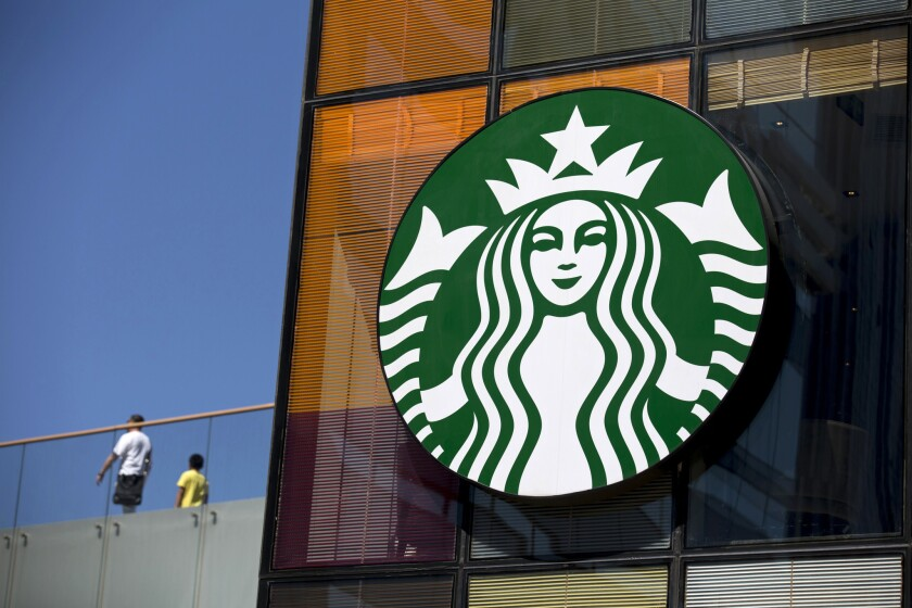 Starbucks is trying out a beer-flavored coffee drink called the Dark Barrel Latte.