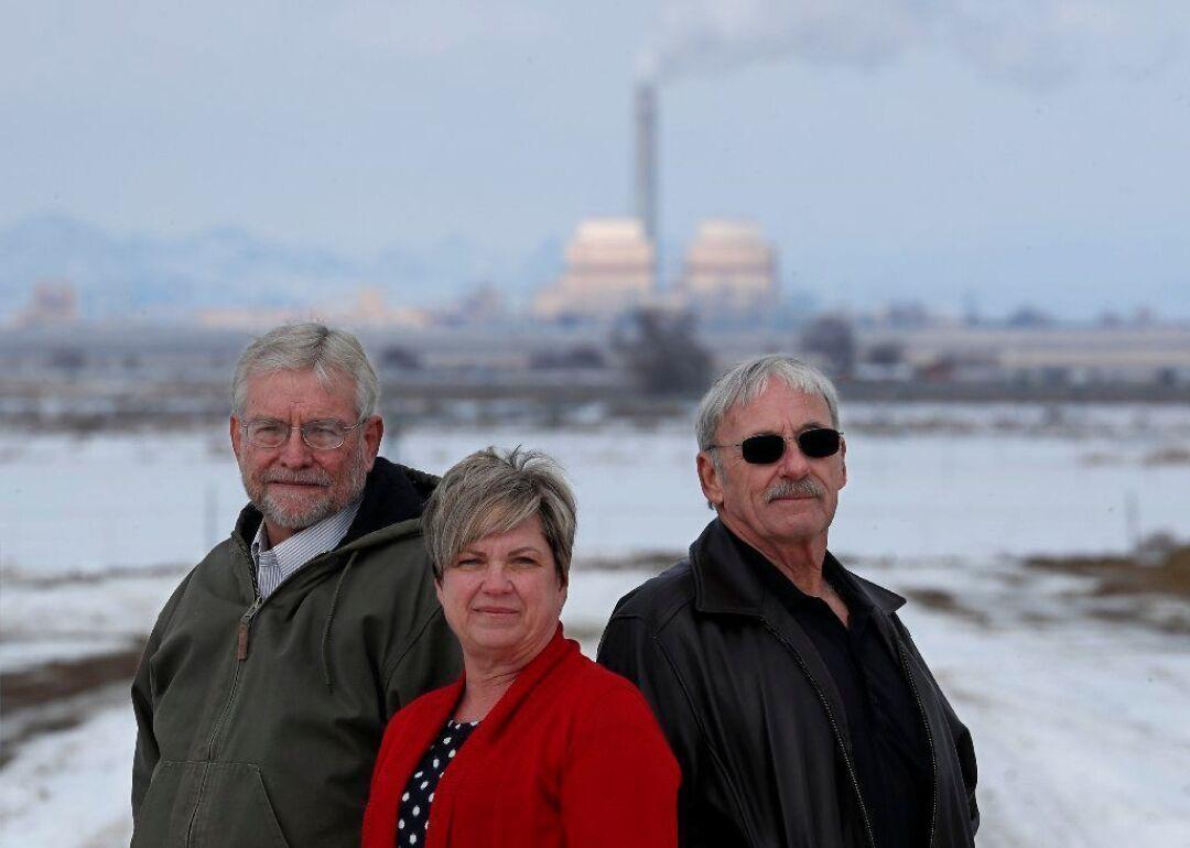 Millard County commissioners
