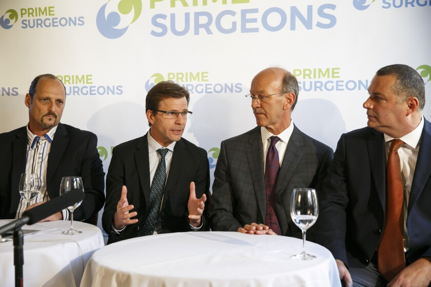 Surgery startup