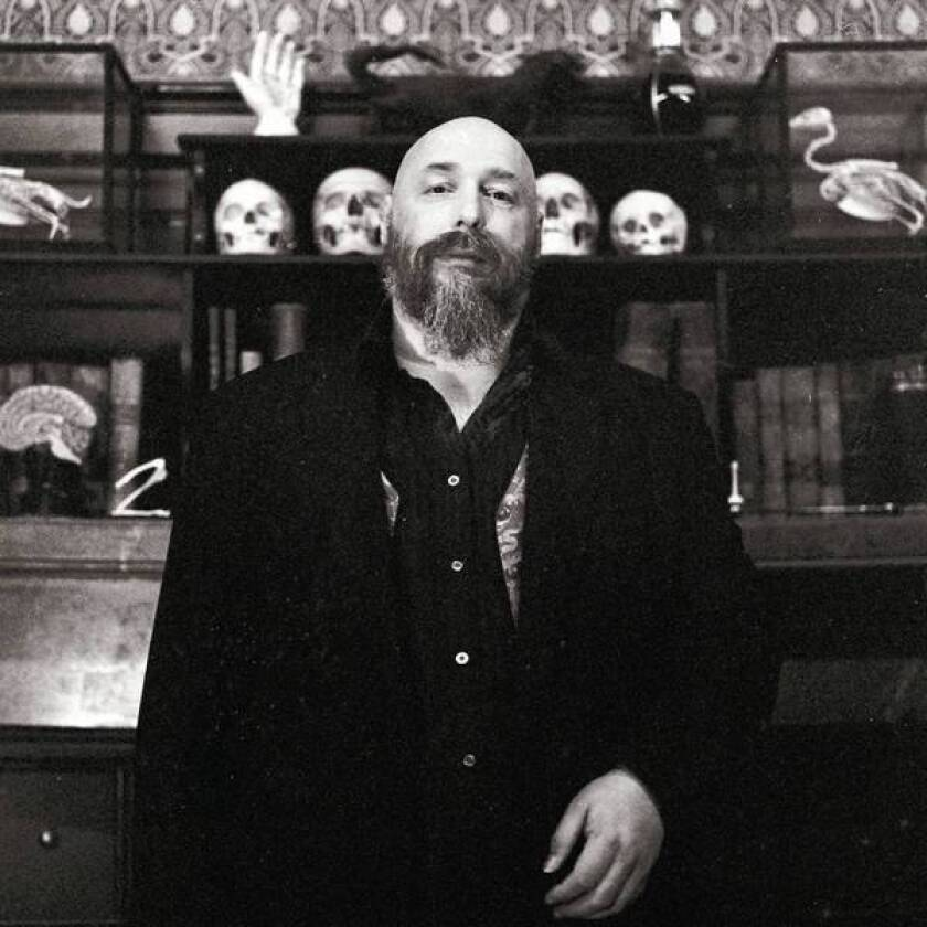 Warren Ellis trails 'Gun Machine' through NYC's mean streets