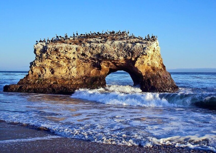Natural Bridges State Park, Santa Cruz