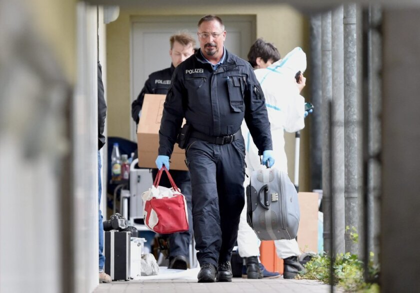 Germany thwarts attack