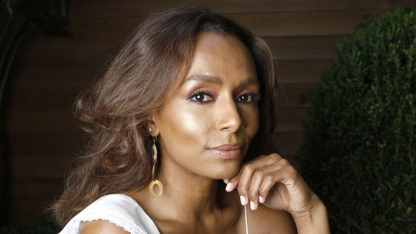 """NEW YORK, NEW YORK--JULY 9, 2018--Writer Janet Mock is writer on the FX series """"Pose"""". The eight-epi"""