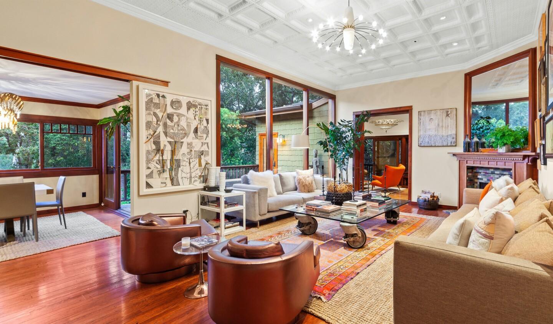Lucy Liu's Studio City home