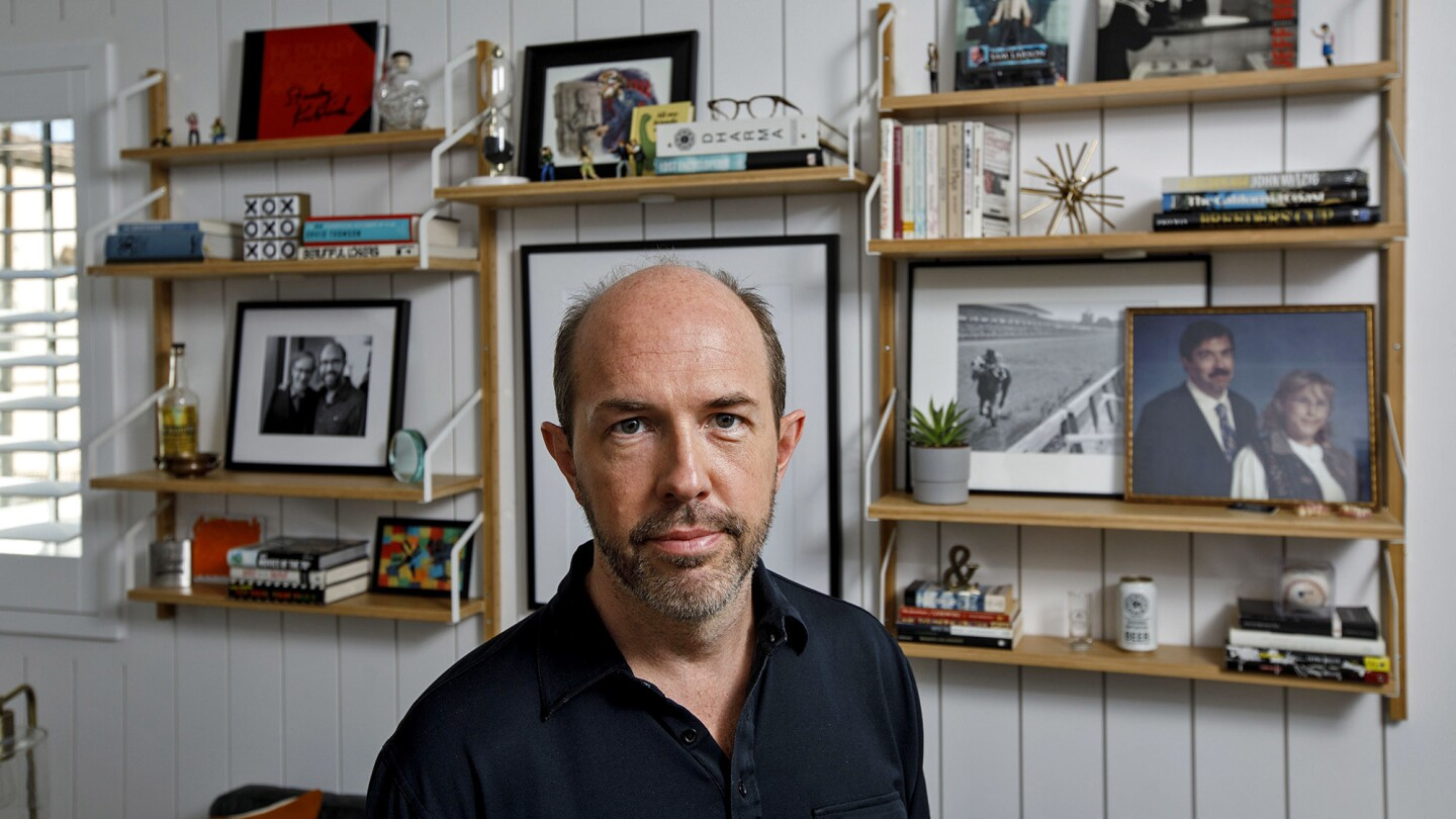 My Favorite Room | Actor Eric Lange gets lost in his creative lab