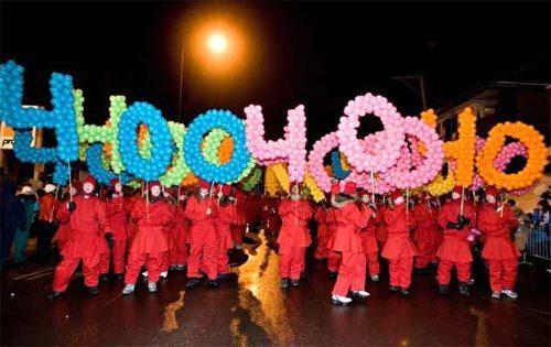 World Calendar Events: Quebec 400th