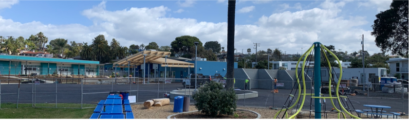 Following the passage of Measure GG in 2016, the district has been working hard to upgrade the Cardiff School campus.