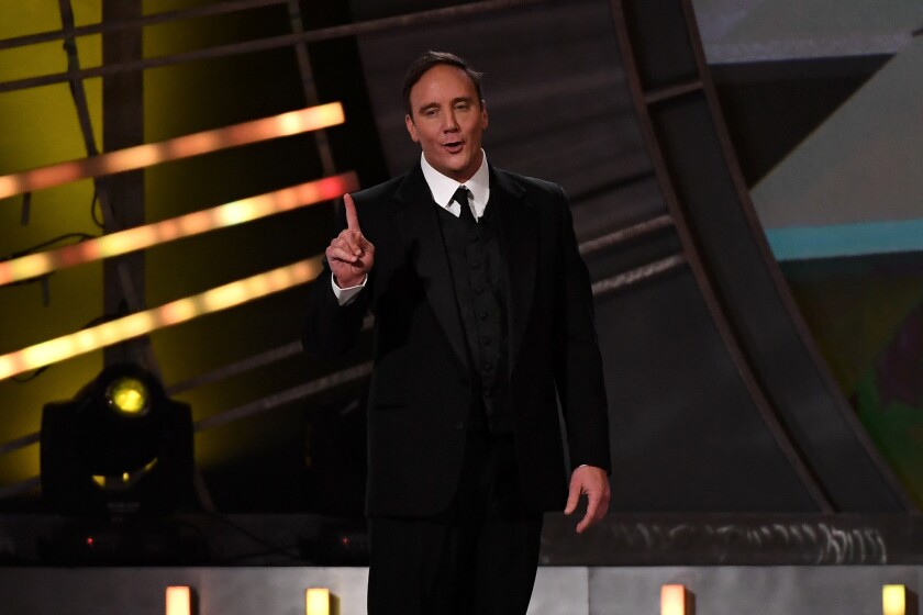 Actor/comedian Jay Mohr.