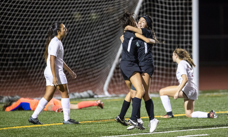 Photo Gallery: Costa Mesa vs. Riverside Hillcrest in girls' soccer