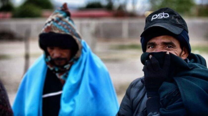 Linares es una de las aproximadamente 400.000 personas sin documentos migratorios que anualmente intentan cruzar a Estados Unidos.