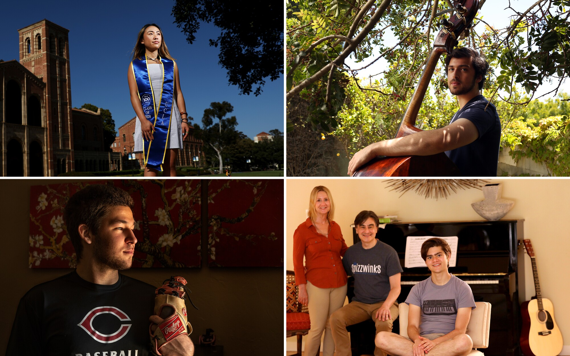 Seniors who missed out on graduating rituals