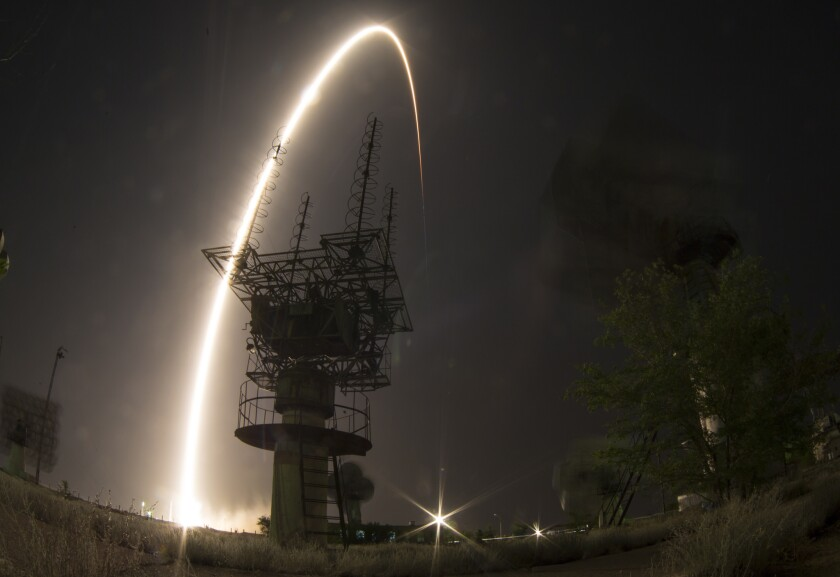 House GOP leaders are appalled that American astronauts have to be ferried to the International Space Station on Russian spacecraft like this one, blasting off from Kazakhstan last month. So why did they cut NASA's budget?