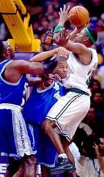 Lakers, Celtics