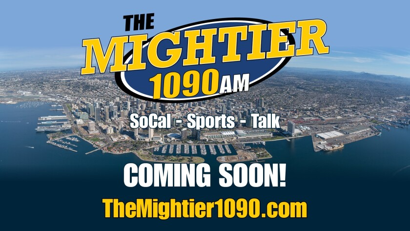 1090-AM is relaunching as The Mightier 1090