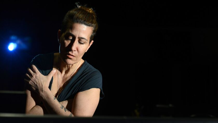 """Jeanine Tesori, among the most-nominated composers in Tony Awards history, wrote the music for """"Fun Home,"""" now at the Ahmanson Theatre."""