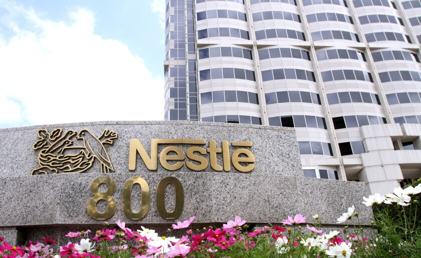 Nestlé USA is expected to leave Glendale by the end of 2018.