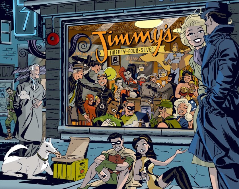 """Graphic Ink: The DC Comics Art of Darwyn Cooke"""