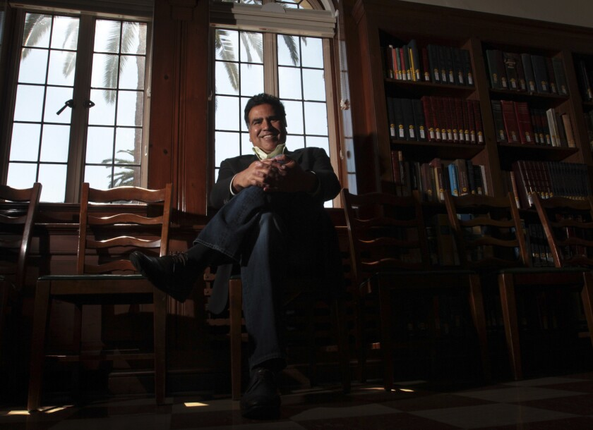Filmmaker Philip Rodriguez was reluctant at first to make a documentary about Ruben Salazar.