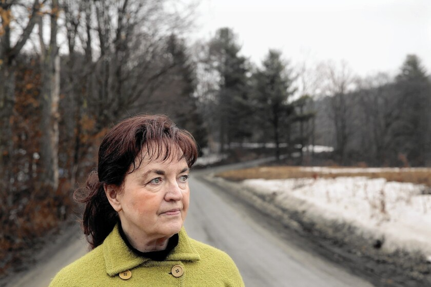 Windsor, N.Y., town supervisor Carolyn Price