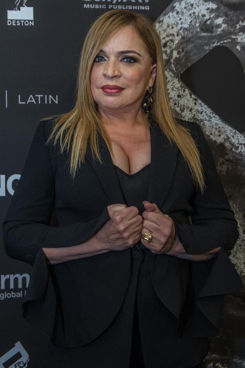 """Presentación de Ednita Nazario dará """"mayor vida"""" al Teatro Universidad P.Rico"""
