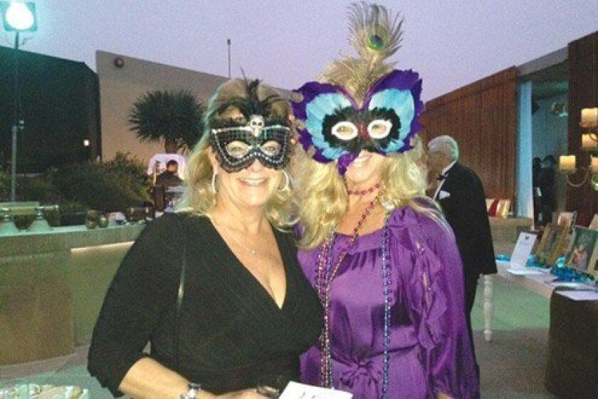 Pam Smith and Kristi Pieper