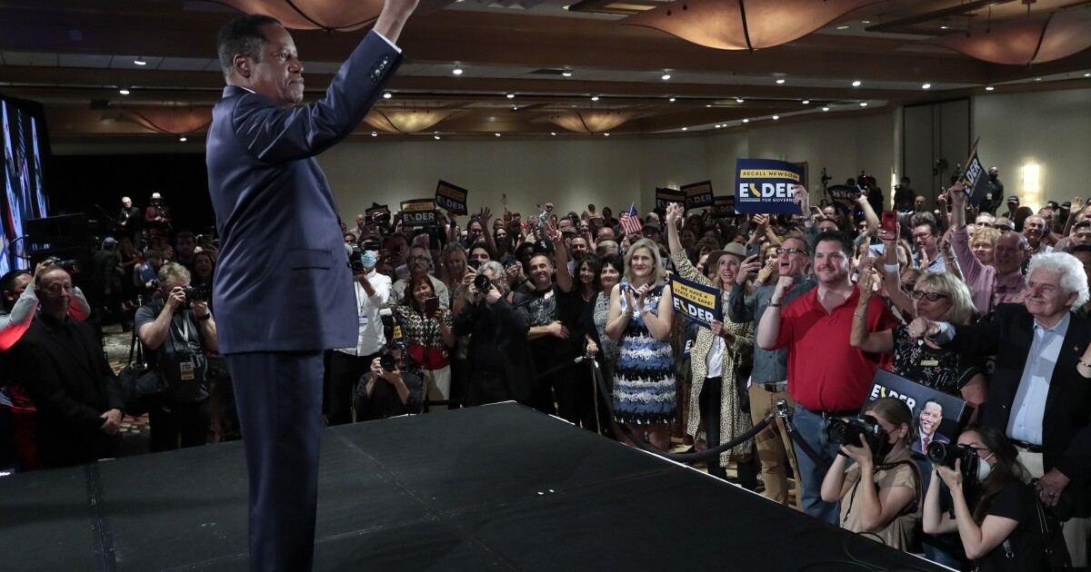 After Newsom's recall triumph, Republicans need to do the math: Stop wasting time and money