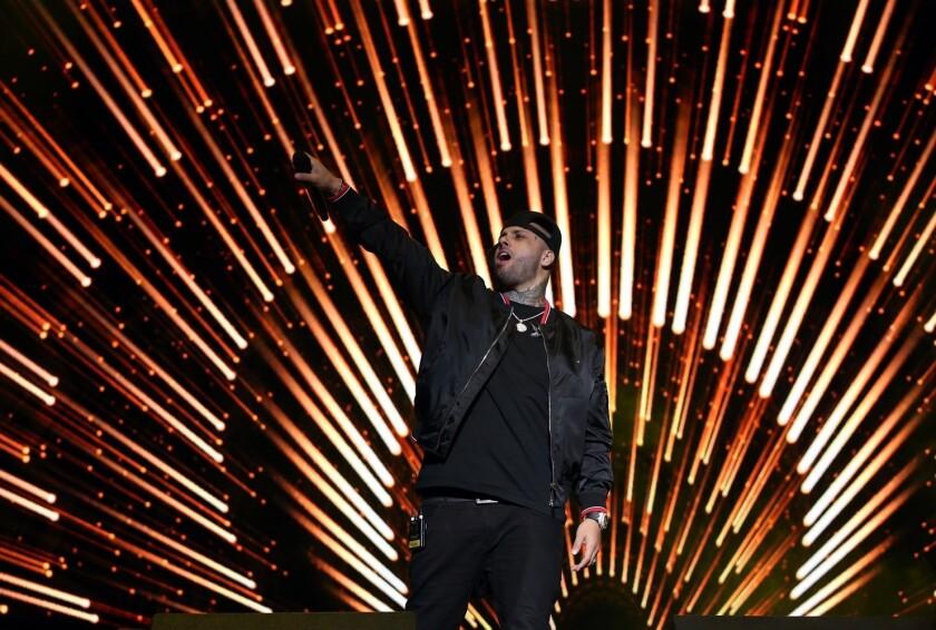 """El creador de éxitos como """"X"""", """"El Perdón"""", """"El Amante"""" y """"Hasta El Amanecer"""", Nicky Jam, es una de las cartas fuertes del festival que este año se realizará en el Foro Y, en el Parque Fundidora."""