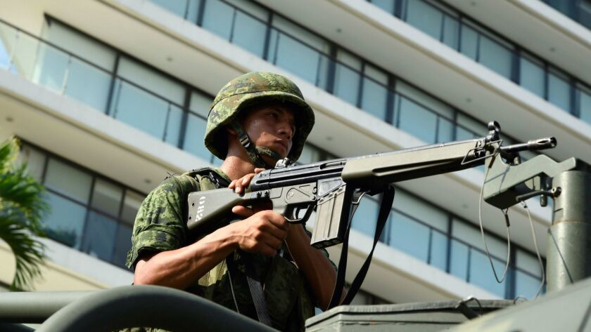 Mexico arrests drug cartel leader in the disappearance of