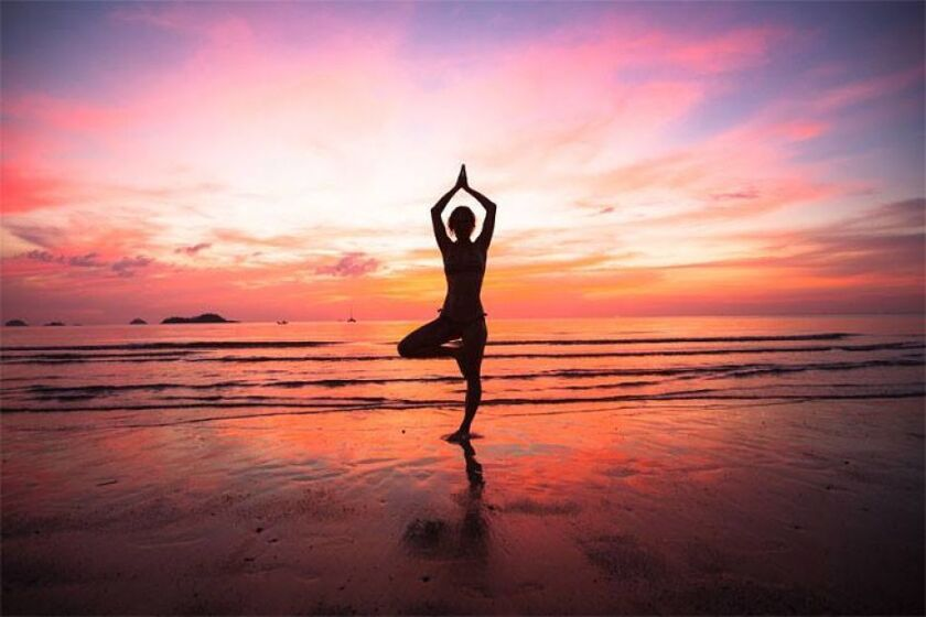 A yoga festival is coming to Ocean Beach, spanning over three days in the beach front town. (Bird Rock Yoga)