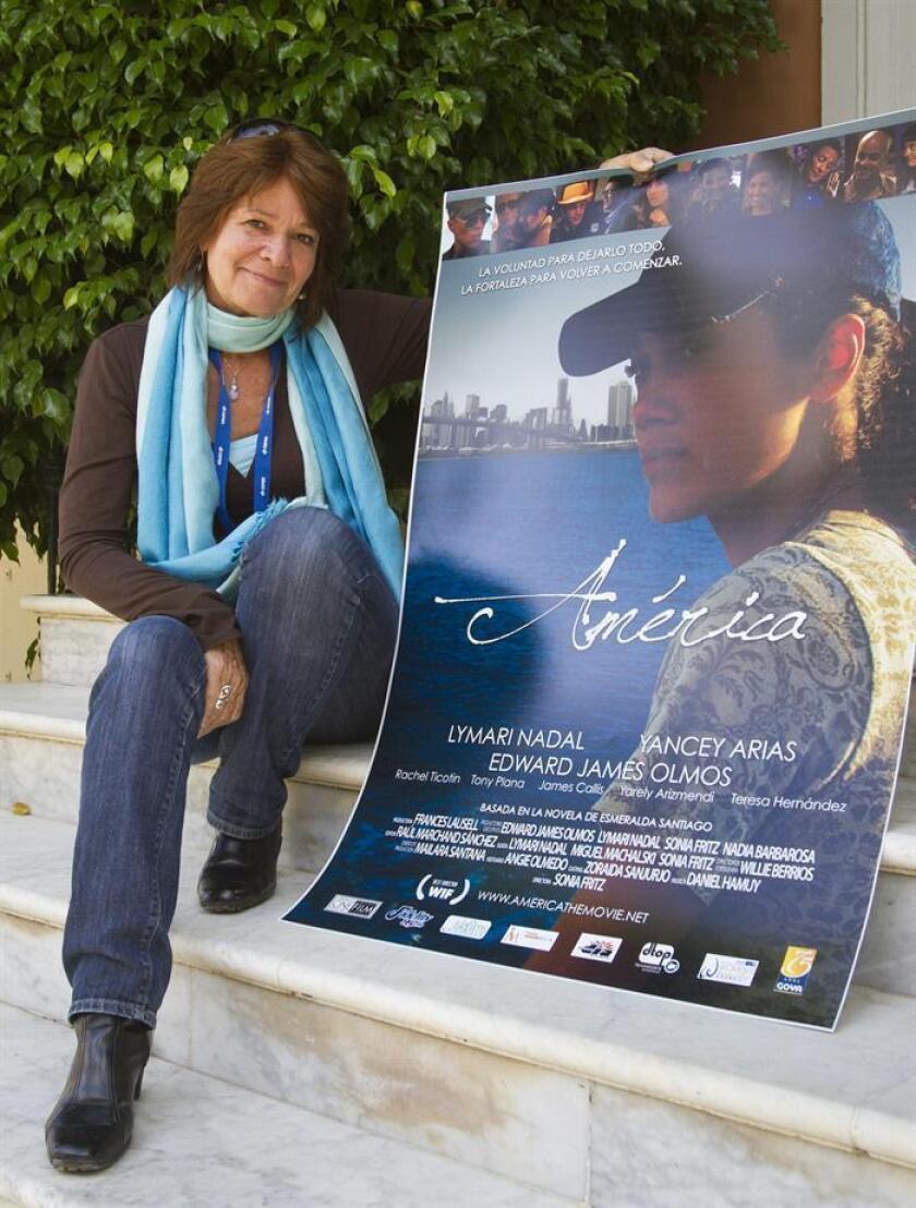 La directora mexicana Sonia Fritz participará en el Festival de Cine de La Habana. EFE/Archivo