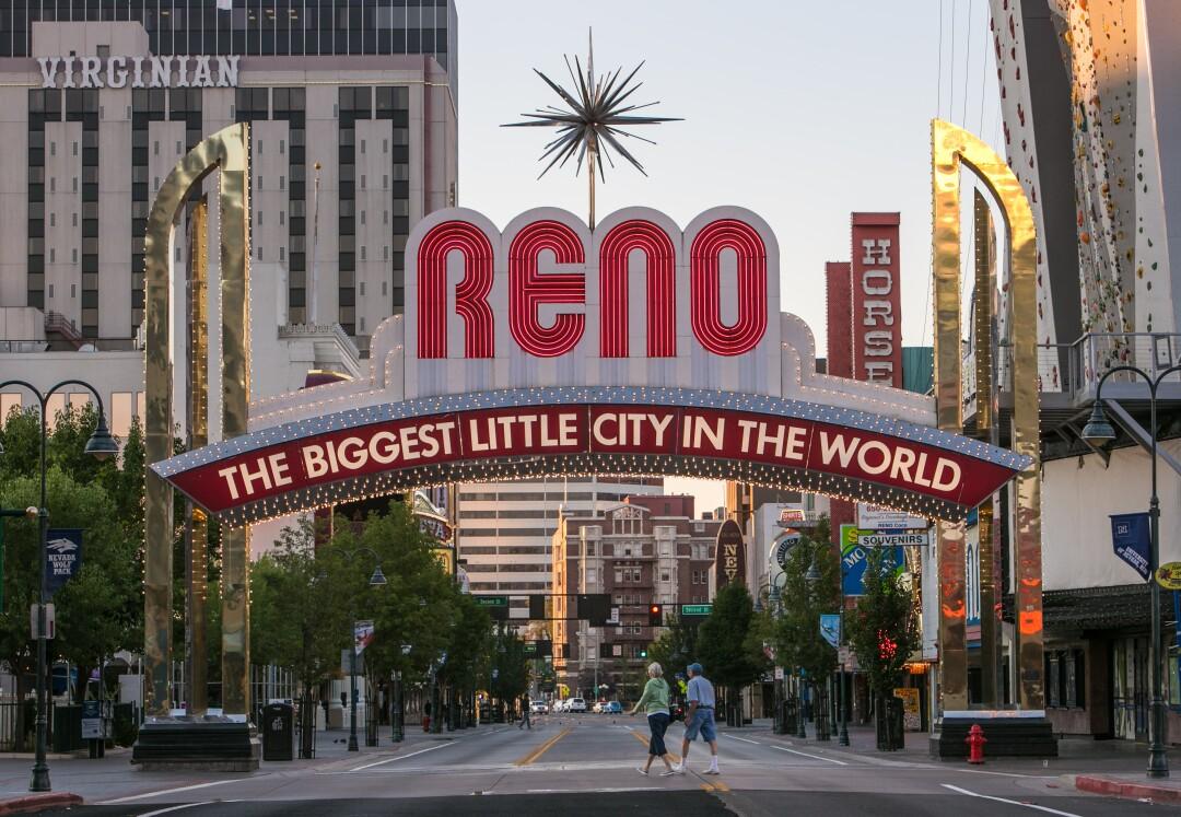 Reno Downtown