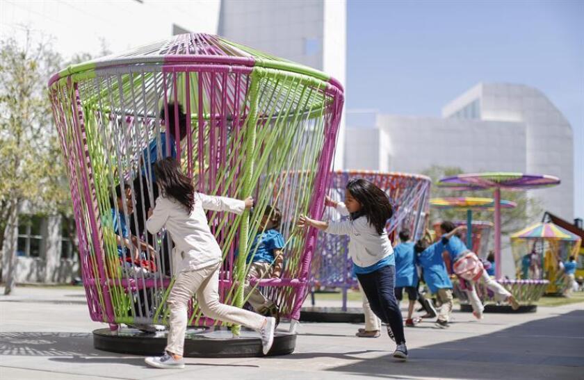 A pesar de lo favorable del clima, sólo uno de cada tres niños y uno de cada cinco adolescentes en California hace ejercicio durante al menos una hora al día como recomiendan los Centros para el Control y la Prevención de Enfermedades (CDC). EFE/Archivo