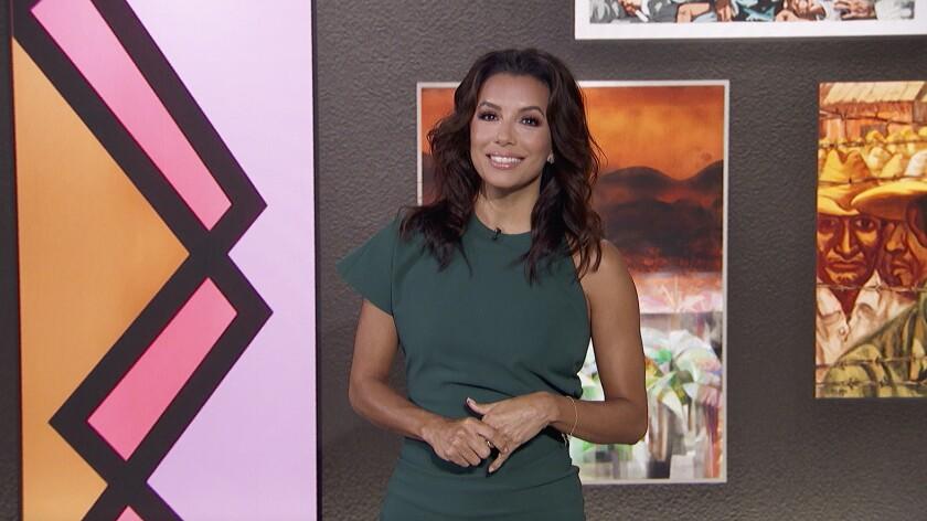 """Eva Longoria hosts """"Essential Heroes: A Momento Latino Event"""""""