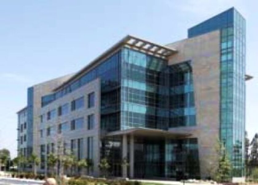 Summit Rancho Bernardo, a LEED Gold-certified green building, offers 197,000 square feet. CBRE cites it as an example of green office buildings that typically have lower vacancies and higher lease rates.