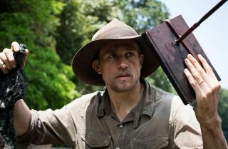 'The Lost City Of Z' movie review by Justin Chang