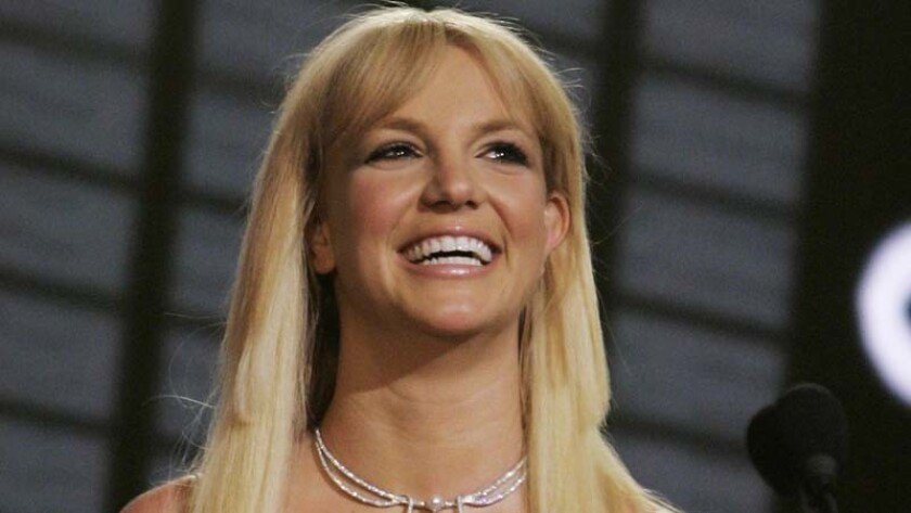 britney spears nyre