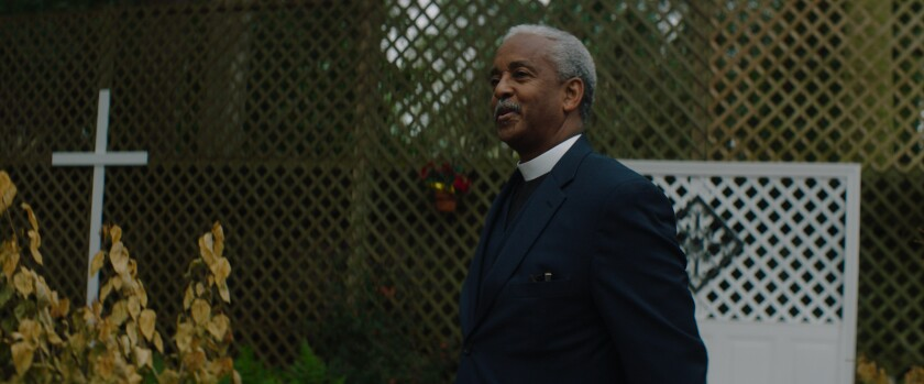 "The Rev. Anthony Thompson in ""Emanuel."""