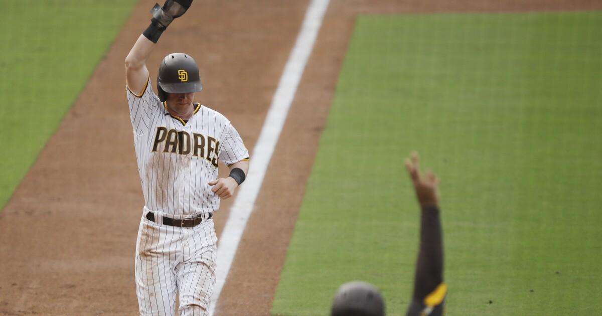 Padres notes: Cronenworth down with a purpose; Hosmer struggles despite hitting ball harder