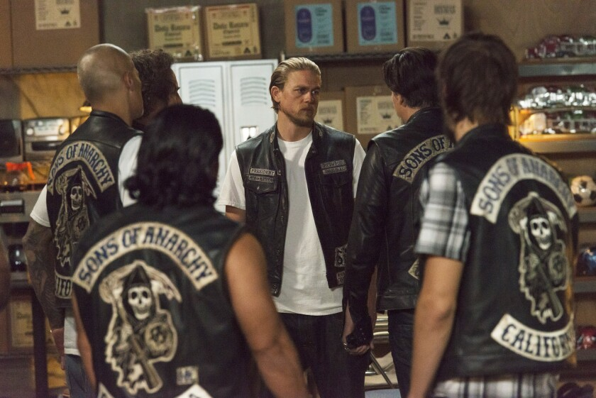 Sons of Anarchy 'Suits of Woe'