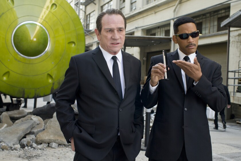 """Sony Pictures, which considered """"Men in Black 3"""" a mild financial disappointment, is cutting back on the number of movies it makes."""