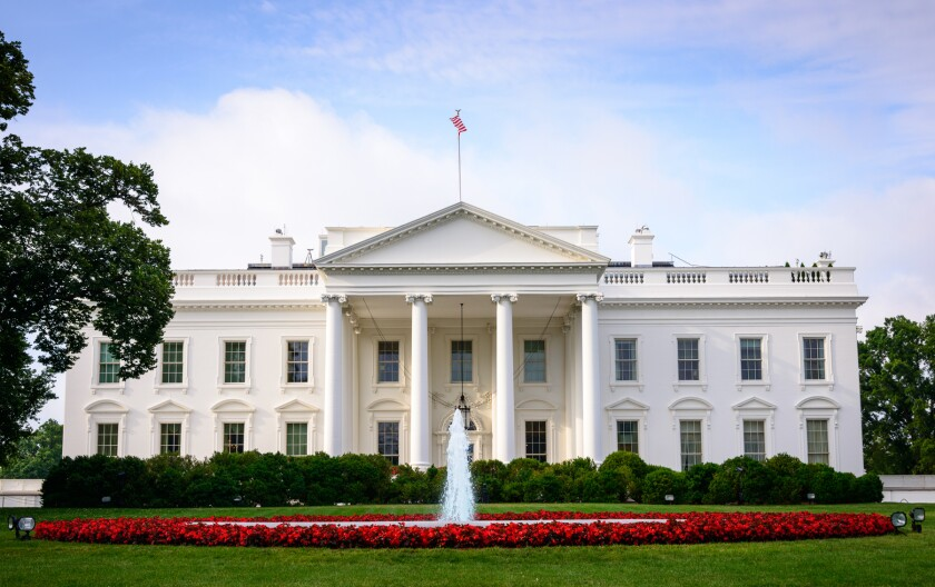 The United States White House